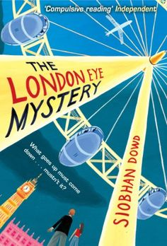 The London Eye Mystery is a great modern day mystery book with more relatable content. It is defiantly something to read.
