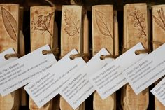 Ceramic Plant Markers Rustic Herb Labels Reusable Pottery Garden Tags  £9.00