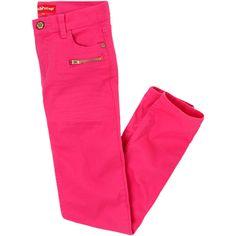 Weekend. Modelo: G815Y013273MAR. Pantalón de color con cierre.