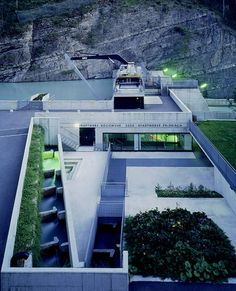 Architecture  Artec Architects  Hydro Electric Powerplant  Marc Lins Photography