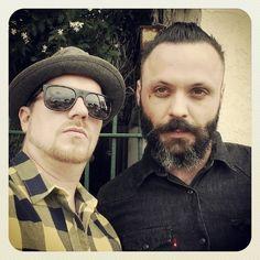 Ryan Delahoussaye and Justin Furstenfeld - 2014 Sway Tour