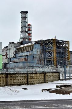 """(""""Chernobyl, reactor 4"""") caused a massive radiation meltdown. Totally destroyed the population living there, along with the domesticated & wild animals, & their homes ....."""