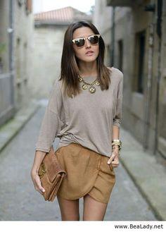Nice street style