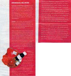 Publicación en el Diario Mayor el Deber - Revista para Ellas...el set completo de nuestra línea Kama Sutra!!