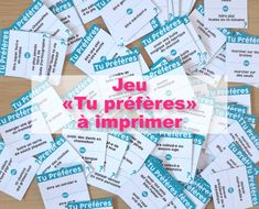 French Teaching Resources, Teaching French, Ice Breakers, Chicago Restaurants, Diy For Girls, Vocabulary, Activities For Kids, Animation, This Or That Questions