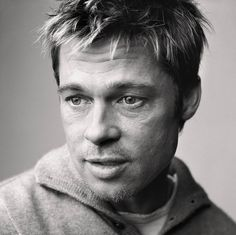 Brad Pitt  -- Martin Schoeller