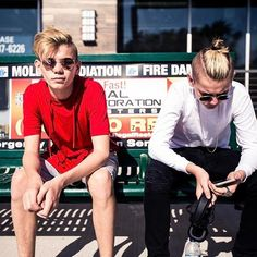 30 Days Idol Challenge {Marcus & Martinus G. Boys Who, My Boys, New Music, Good Music, Cute 13 Year Old Boys, Love Twins, I Go Crazy, Twin Outfits, M Photos