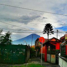 View Gunung Sumbing #magelang #centraljava #indonesia