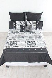 EMBELLISHED DUVET BALE Urban Looks, Comforters, Duvet, Room Decor, Decorating, Blanket, Street, Bed, Furniture