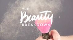 Watch this beauty breakdown makeup tutorial to learn how to apply makeup brush free.