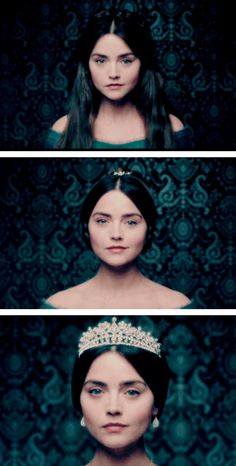"""Victoria"" TV series - the opening sequence turns Jenna Coleman into a Weeping Angel. Victoria Bbc, Victoria Tv Show, Reine Victoria, Victoria Prince, Victoria And Albert, Queen Victoria Series, Victoria 2016, Prince Albert, Jena"