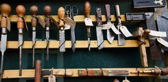 vintage tools, artisan, retro, shabby chic, kinfolk , garden, home ware. the rising appeal of vintage, the return of preoccupations last popular in the '50′s and '60′s.
