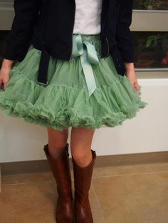 COOL color for every season. Ariel, Tulle, Seasons, Princess, Cool Stuff, Skirts, Color, Fashion, Cool Things
