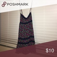 Dress Abercrombie&Fitch summer flowery dress Abercrombie & Fitch Dresses Mini