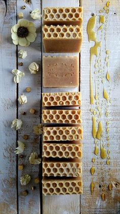 HONEY SOAP #HomemadeSkinCareSecrets #soappackaging HONEY SOAP #HomemadeSkinCareSecrets