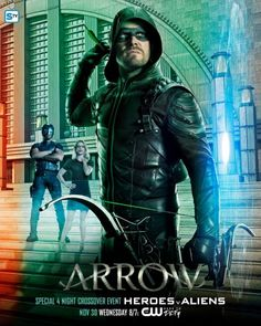 Poster Crossover Arrow