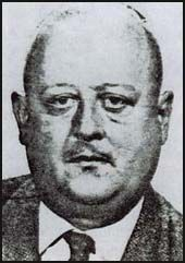 Bill Harvey, another CIA agent; Harvey was in constant conflict with Bobby Kennedy,
