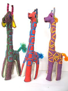 Dare I? I'm a little obsessed with felt crafts at the moment...