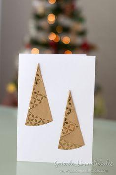 Tarjetas navide as creativas de ltima hora navidad - Postales navidenas creativas ...