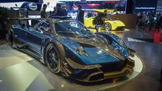 part of the Revolucion is designed to increase track times while reducing weight and. Super Sport Cars, Super Cars, Pagani Zonda, Custom Paint Jobs, Geneva Motor Show, Car Makes, Mercedes Amg, Reduce Weight, Supercars