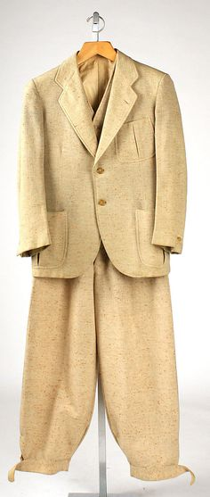 This suit right here: 1930s Suit of my Dreams http://www.richardsfabulousfinds.com/