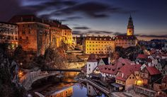 Discover Cesky Krumlov: One of the Most Magical Cities on Earth - Czeck Republic