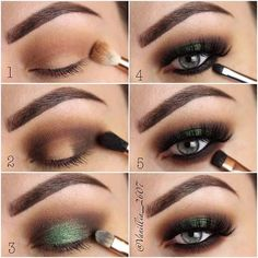 How To Apply Eye Shadow For Smokey Eyes Make-up Do you've grey eyes? Discover all of the make up and picture associated information right here. Discover ways to select eyeshadows for mild, darkish grey eyes. Makeup Tutorial Step By Step, Makeup Tutorial For Beginners, Eye Tutorial, Indian Makeup Tutorial, Grey Eyeshadow, How To Apply Eyeshadow, Applying Eyeshadow, Eyeshadow Palette, Summer Eyeshadow