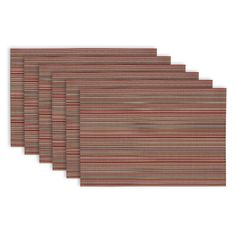Tango Micro Stripe Placemat