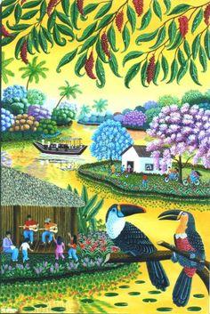 De Marchi, Brazilian artist   2004