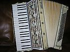 RARE SOPRANI VINTAGE PIANO ACCORDION, 41-KEY, 120 BASSES, 4/5, 1930's - http://musical-instruments.goshoppins.com/accordion-concertina/rare-soprani-vintage-piano-accordion-41-key-120-basses-45-1930s/