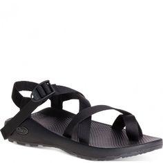 J105427W Chaco Men's Z/2 Wide Classic Sandals - Black www.bootbay.com
