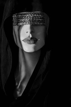 Sensualité en noir et blanc