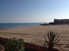 Playa La Zenia in La Zenia, Valencia