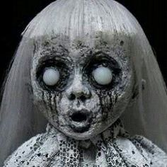 Another creepy doll