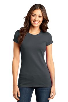 District - Juniors Very Important Tee. DT6001