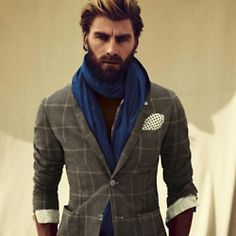 Great blazer. Better tailoring.