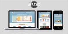 Atraxis - Creative Portfolio WordPress Theme by templatesquare Atraxis is creative wordpress theme perfect for portfolio, gallery and personal sites. This theme is powered by Klasik Framework