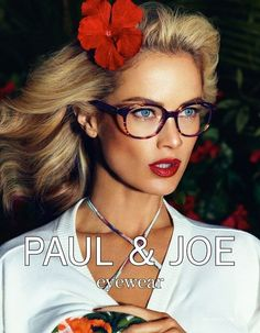 Paul  amp  Joe Spring 2013 Carolyn Murphy photographed by Mikael Jansson.  Photos courtesy of 548cc36633f5