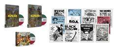 #MUSICA #PUNK #CROWDFUNDING #ELPASO La mejor banda del mundo no es la que vende millones de discos. La mejor banda del mundo es la que consigue retorcerte las entrañas 30 años después de escucharlos por primera vez. Y esa banda son ELPASO. Crowdfunding verkami: http://www.verkami.com/projects/14632-elpaso-a-punk-story