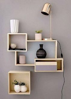 25 Marvelous Wall Racks Ideas for Living Room Will Fascinate You - Architecture & Design