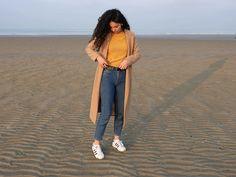 | OUTFITS |Top : ZaraJeans mom : Zara Coat : Topshop Shoes : SuperstarBag : Primark Belt : Michael KorsPhotographie : Latifa Sh @Lxtsh&nbsp