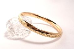 Vintage Victorian Edwardian Style Gold by SmallTownVintageShop, $40.00