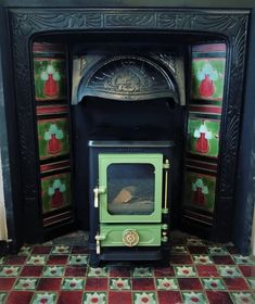 Stoves for Antique Fireplaces #stoves #stovefires #victorian #antiquevictorian #victorianfireplace #multifuelstoves #homedesign #homedecor #leicester