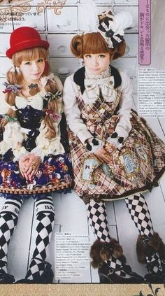 Super Cute! Reminds me of something out of Alice and Wonderland :3