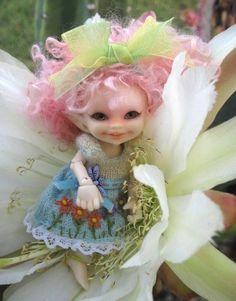 What an amazing tiny dress, Soso!  (RealPuki Soso)
