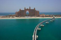 Dubai. I would LOVE to go here.