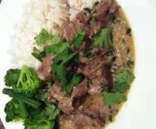 Recipe Beef Rendang by Kylie C, learn to make this recipe easily in your kitchen machine and discover other Thermomix recipes in Main dishes - meat. Meat Recipes, Asian Recipes, Dinner Recipes, Cooking Recipes, Dinner Ideas, Healthy Eating Challenge, Bellini Recipe, Recipe Community, Lunches And Dinners