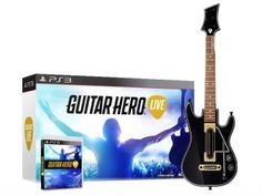 Guitar Hero Live para PS3 - Activision