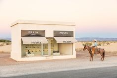 Gray Malin has shot new photographs for his popular series of Prada Marfa. Shot in Marfa Texas of the acclaimed art installation, Prada Marfa. Texas Photography, Photography Series, Fine Art Photography, Travel Photography, Viria, Marfa Texas, Prada Marfa, Earth Design, Beach Print