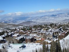 deer valley / park city - utah